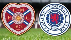 Hearts 2-0 Rangers   Replay