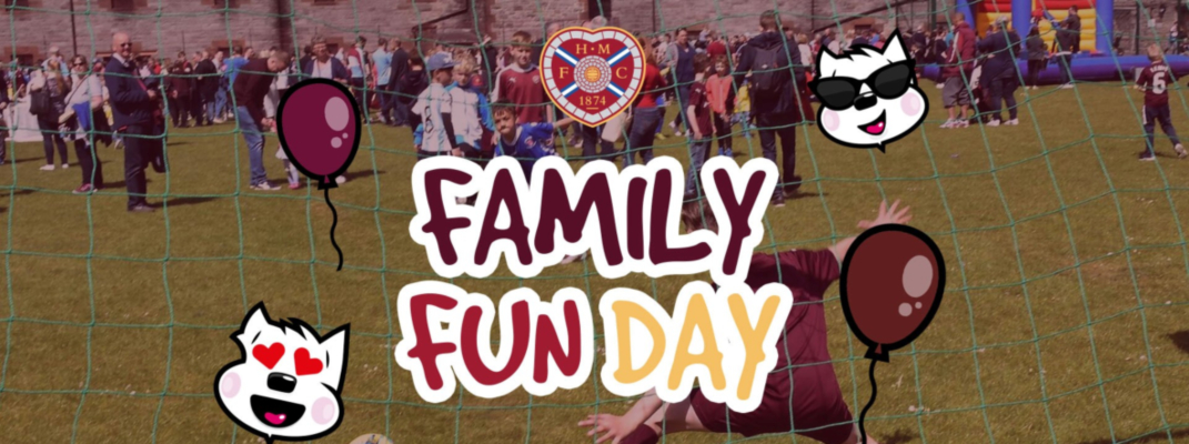 Tickets are on sale now for the Family Fun Day!
