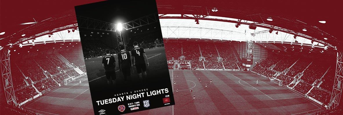 Inside tonight's match programme