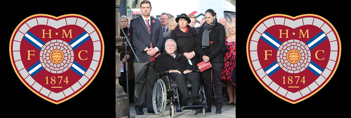 Club mourns the loss of Robert Wilson