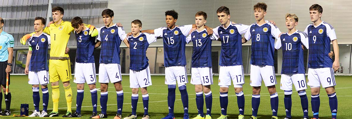 Four Jambos in Victory Shield squad