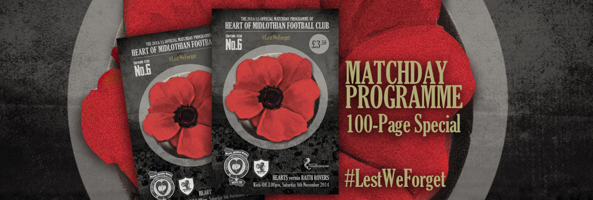 100-page programme special