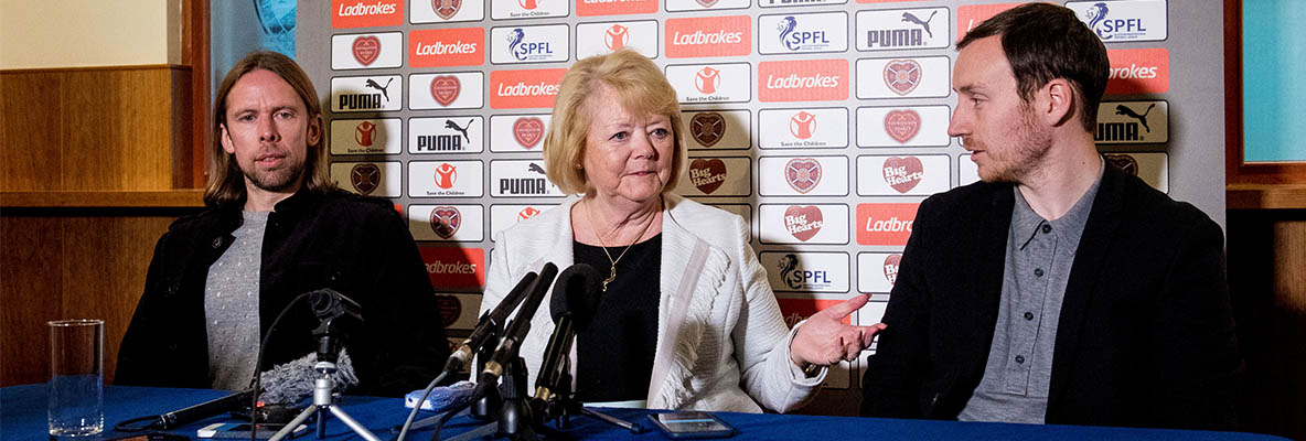 Watch Cathro and MacPhee's press unveiling for free