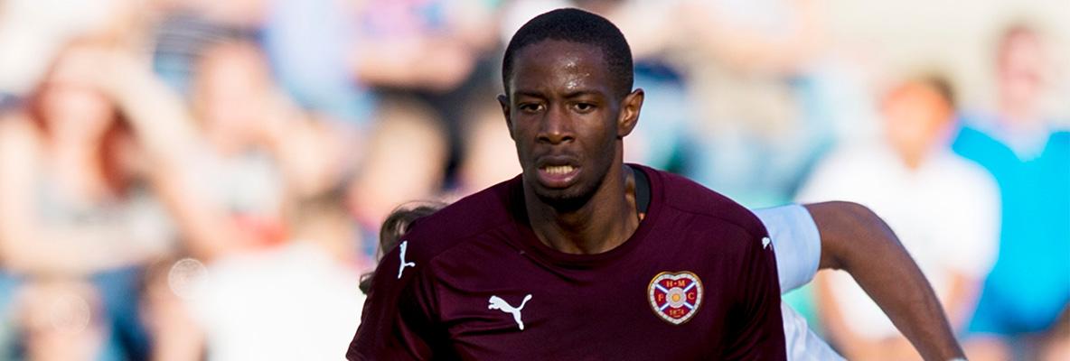 Djoum wins Cameroon call up