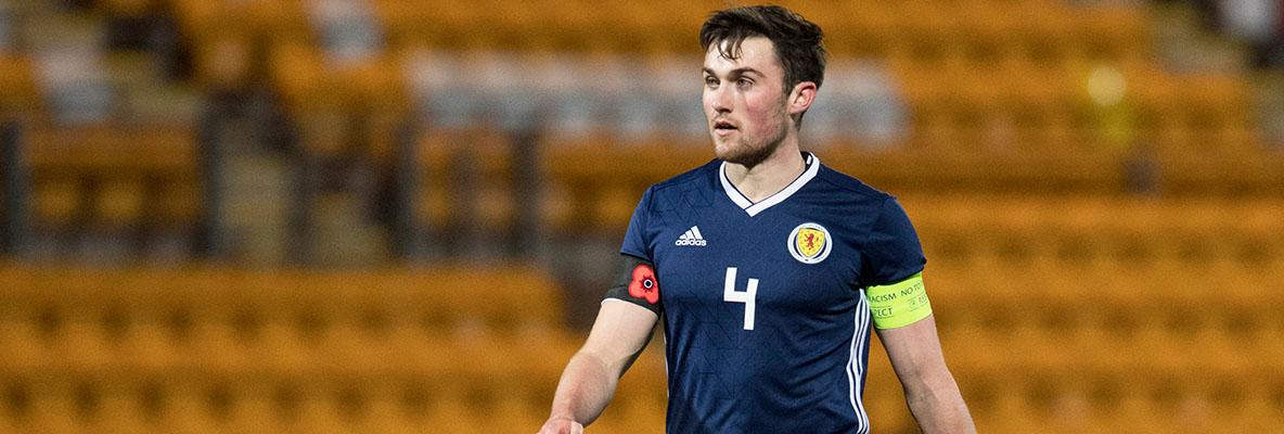 Souttar's Scotland U21s call up
