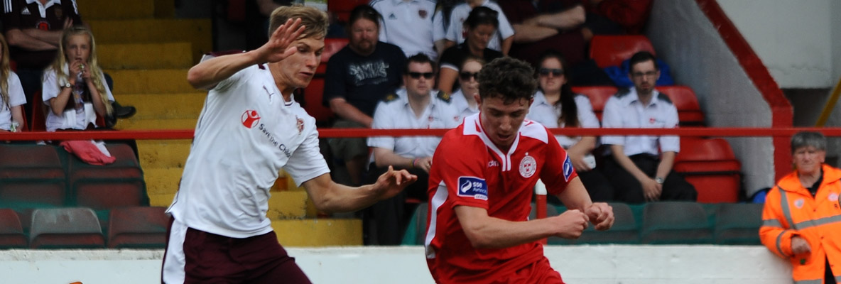 In Pictures: Shelbourne 2-4 Hearts