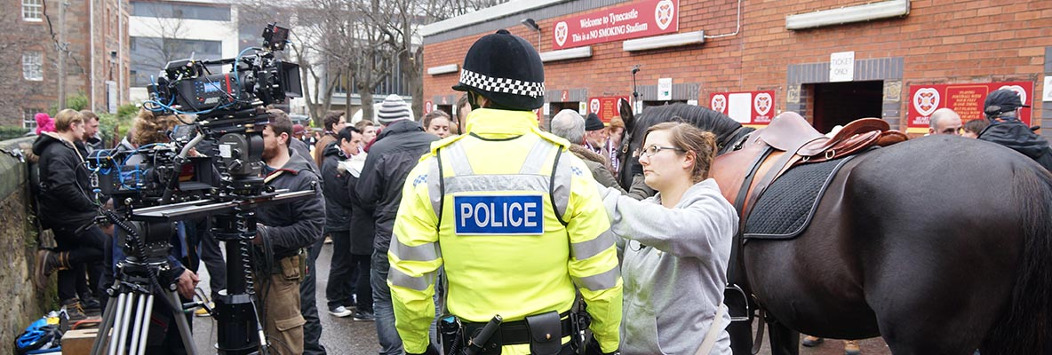 Drama at Tynecastle