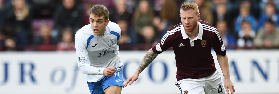 In Pictures: Hearts 2-0 QoS
