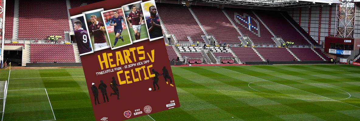 Sunday's match programme