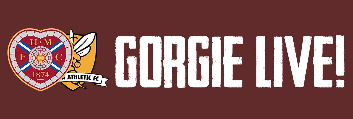 Gorgie Live! Alloa Athletic