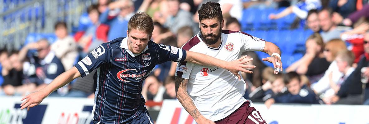 Ross County v Hearts | Team News