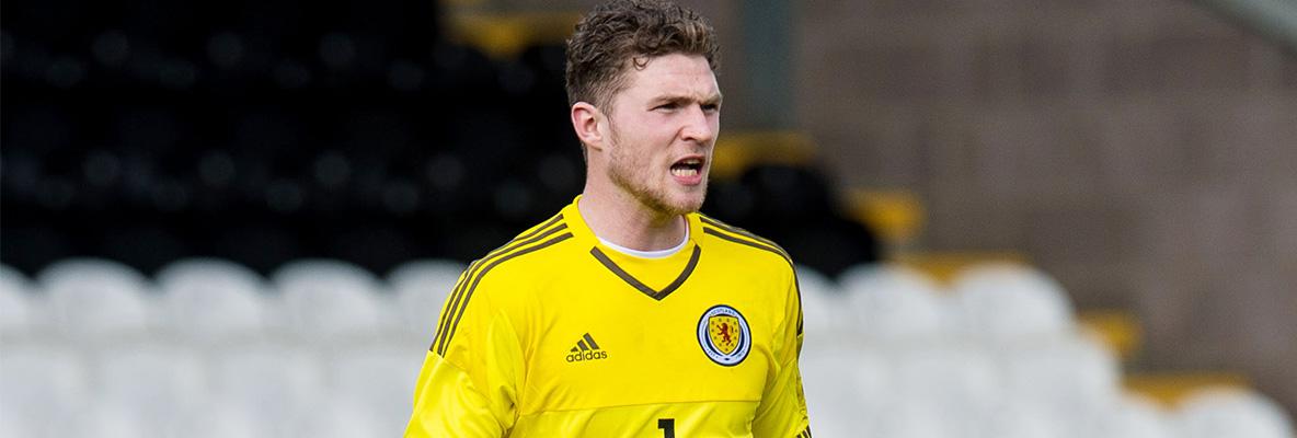 Jack called up to Scotland squad