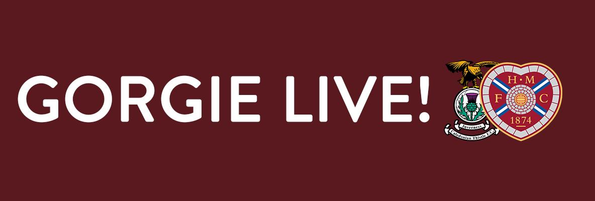 Gorgie Live! Inverness CT