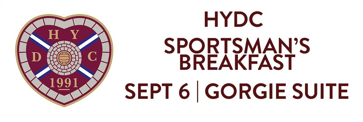 HYDC Sportsman's Breakfast this Sunday