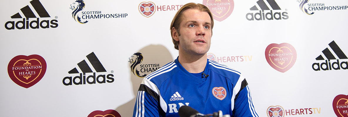 Robbie: My ambition is to win on Saturday