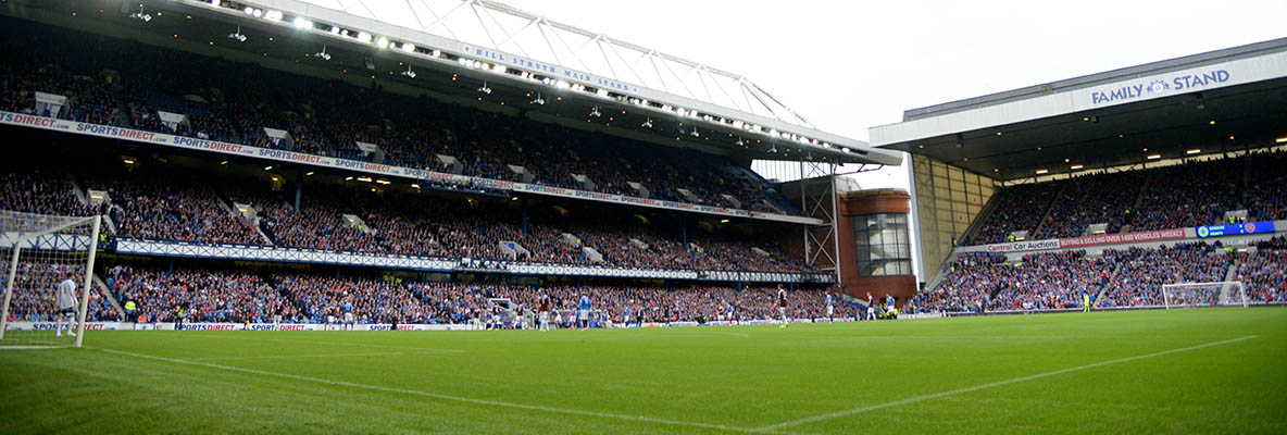Rangers match sold out