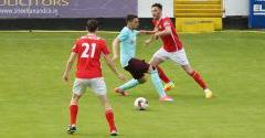 St Patrick's Athletic 1-0 Hearts