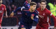 Aberdeen 0-0 Hearts