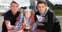Hearts U20s to face St Mirren in Irn-Bru Cup
