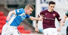 St Johnstone 1-0 Hearts