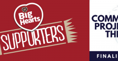 Big Hearts Supporters Shortlisted for Community Project of the Year