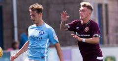 Forfar Athletic 1-5 Hearts