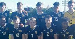 Hamilton's Scotland U17s defeat Spain