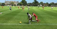 Jambos lose out to Dons in friendly