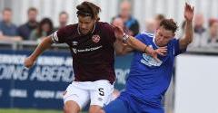 Cove Rangers 1-2 Hearts
