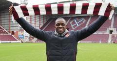 Uche agrees Hearts move