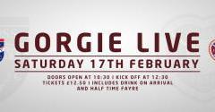 Ross County v Hearts:  Gorgie Live