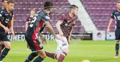 Hearts Colts 1-2 Ross County