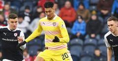 Raith Rovers 1-1 Hearts