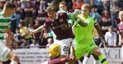 Hearts 1-3 Celtic