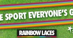 Club backs Rainbow Laces campaign