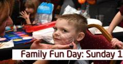 Family Fun Day. Tickets available now