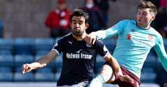 Dundee 1-1 Hearts