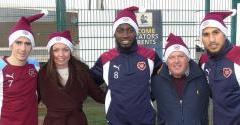 Santa is a Jambo!
