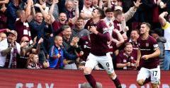 Hearts 1-0 Celtic