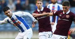 Hearts 1-2 Kilmarnock