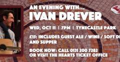 An evening with Ivan Drever