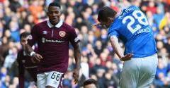 Rangers 2-0 Hearts