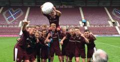 Hearts to defend East of Scotland Shield on Thursday