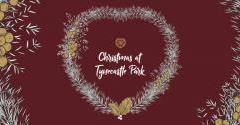 Christmas at Tynecastle Park