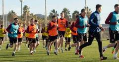 In Pictures: Valencia training camp