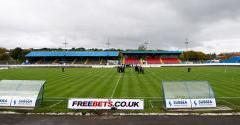 Friendly arranged against Partick Thistle