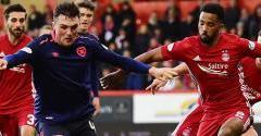Aberdeen 2-0 Hearts