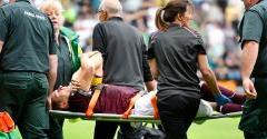 Berra out for approx six months