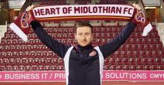 Hearts appoint Cathro as Head Coach