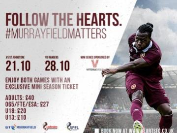 murrayfield two games